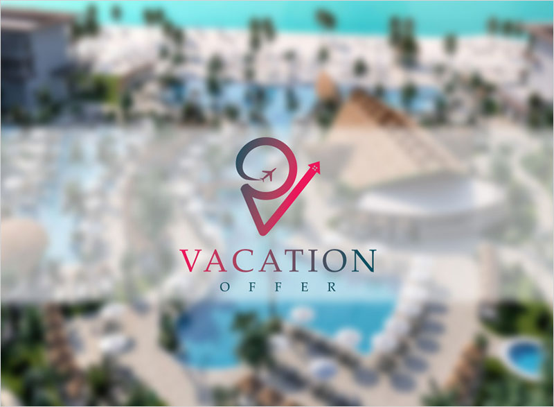 Vacation-Offer..Logo-design