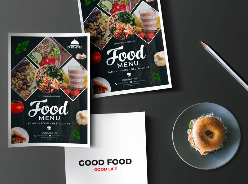 FREE-FRESH-FOOD-MENU-FLYER