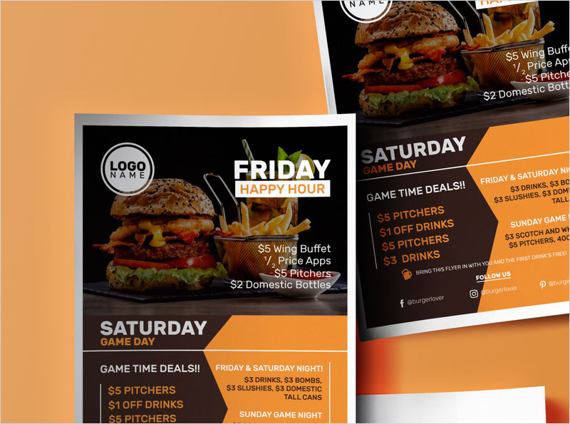 FREE-FRIDAY-BURGER-FLYER