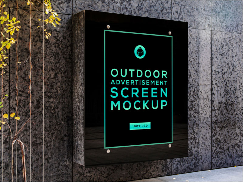 Free-Advertising-Screen-Mock-Up