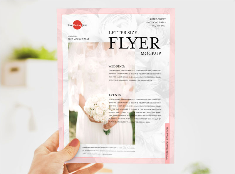 Free-Girl-Showing-Letter-Size-Flyer-Mockup