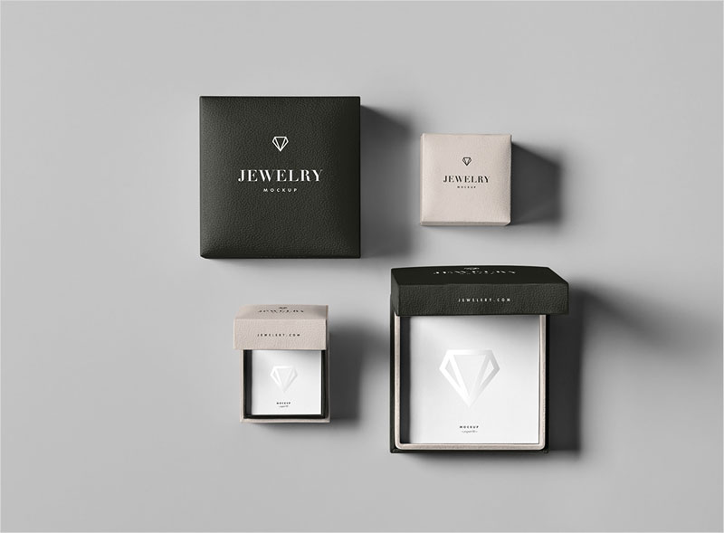 Jewelry-Package-Mock-up