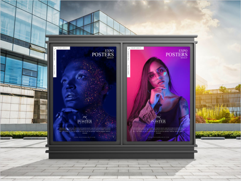 Outdoor-Expo-Posters-Mockup-Free