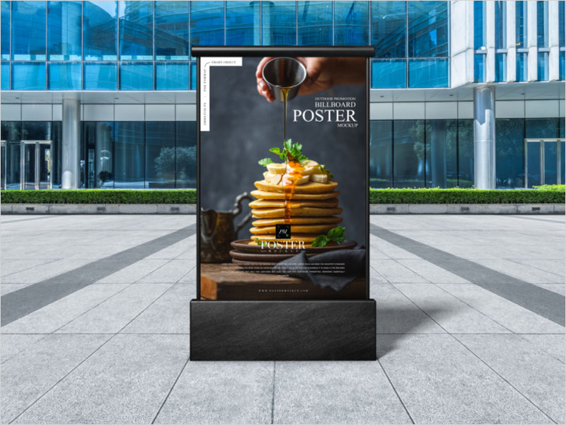 Outdoor-Promotion-Billboard-Poster-Mockup-Free