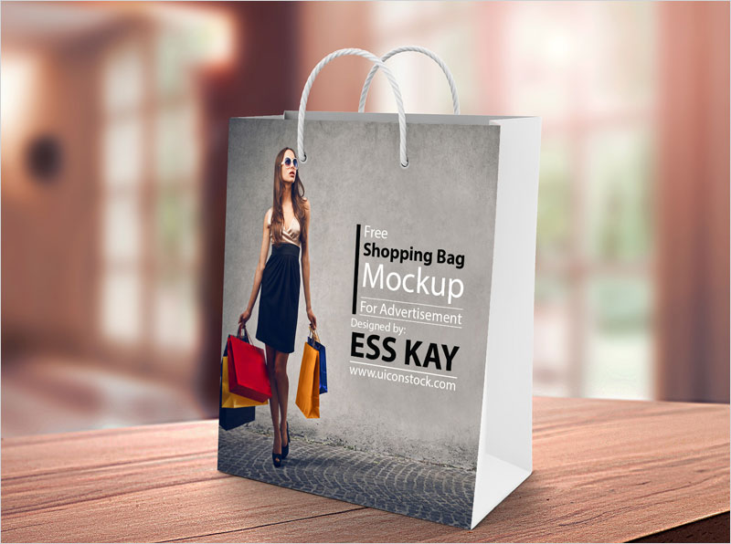 Free-Shopping-Bag-Mockup-in-Psd
