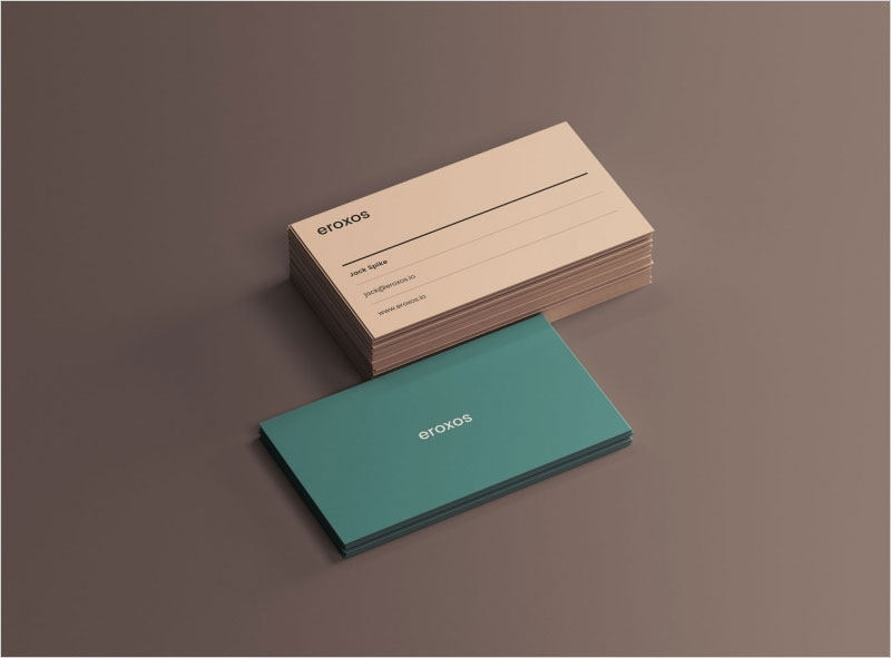 Classic-Business-Cards-Mockup
