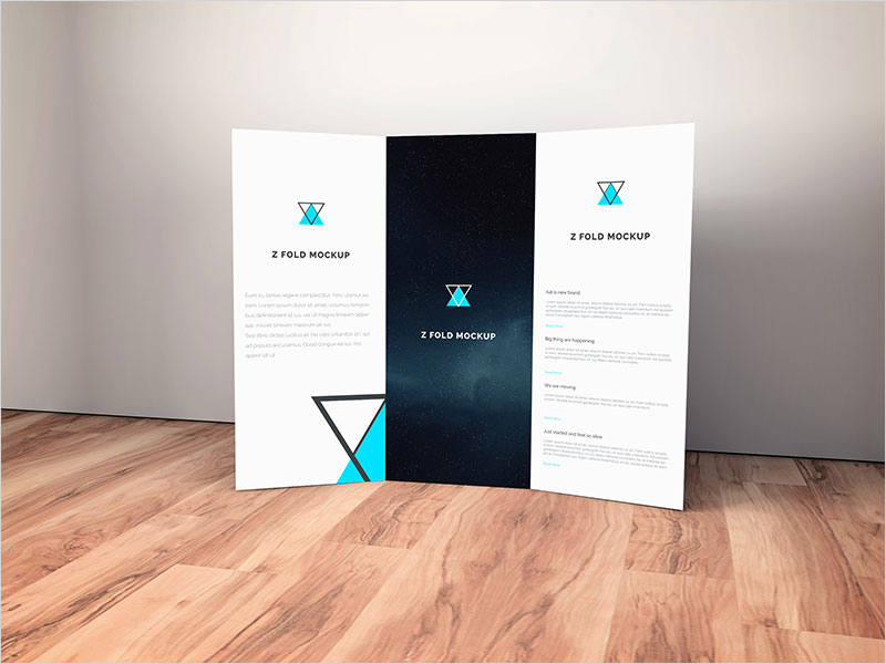 Brochure-on-Wooden-Floor-Mockup