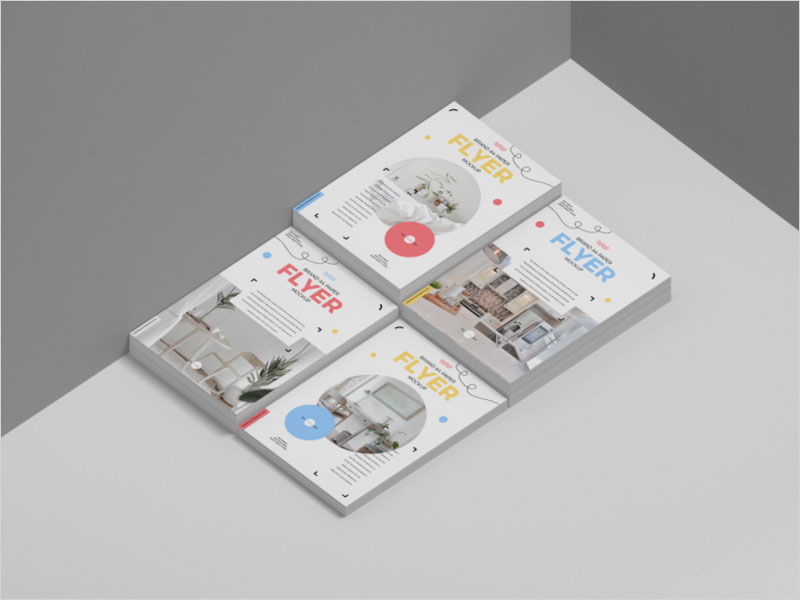 Free-Brand-A4-Paper-Flyer-Mockup