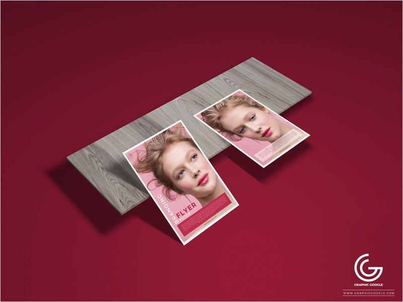 Free-Branding-Flyer-Mockup-Psd