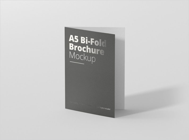 Free-A5-Bi-Fold-Brochure-Mock-Up