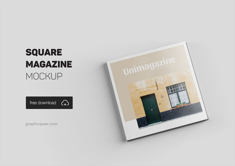 Free-Set-of-Square-Brochure-Mockups