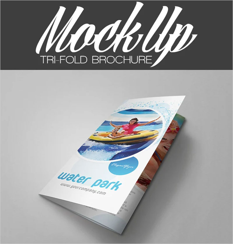 Free-Set-of-Tri-fold-Brochure-Mockups