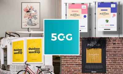 Grab-this-Beautiful-Collection-of-50-Free-Poster-Mockups-for-Astounding-Publication