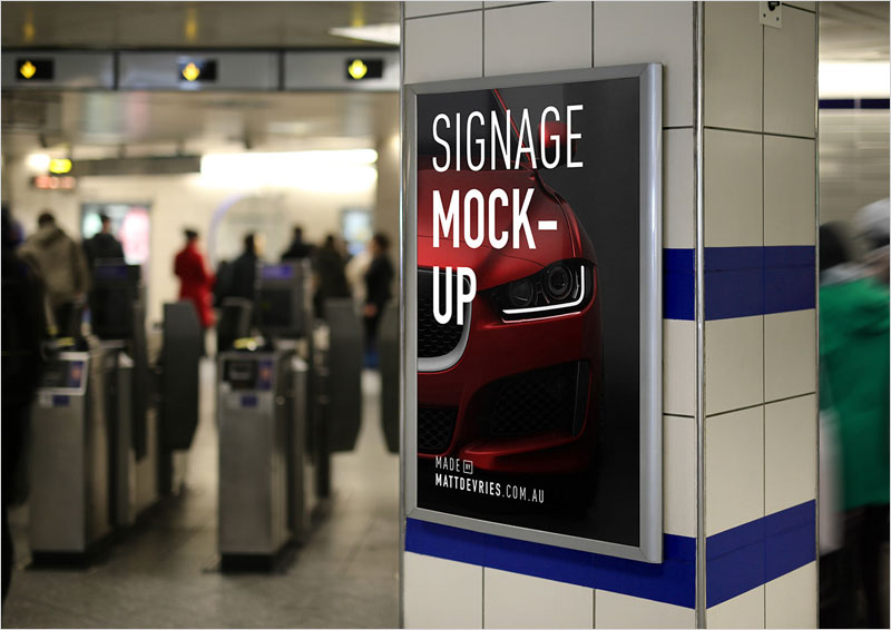 FREE-Smart-Advertising-Signage-Mockup