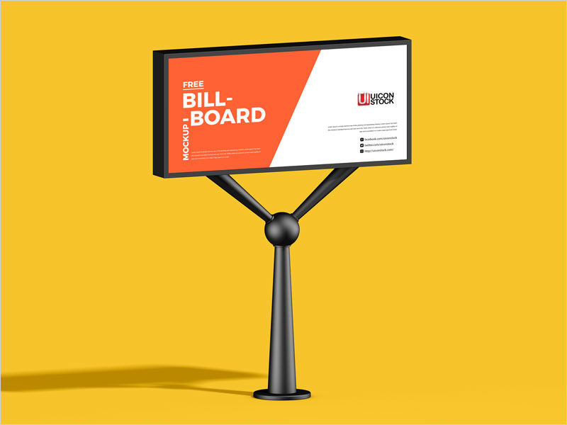 Free-Advertisement-Billboard-Mockup