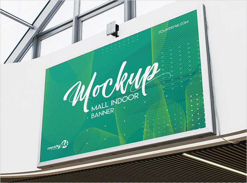 Free-Mall-Indoor-Banner-PSD-MockUps-in-4k