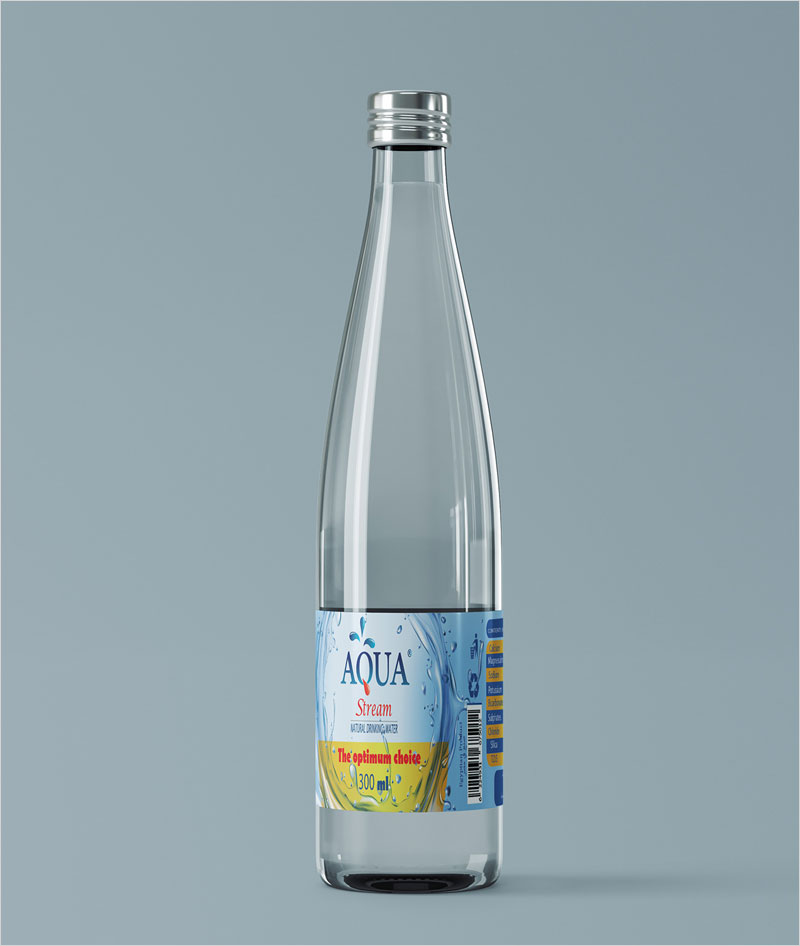 Aqua-Bottle-Design
