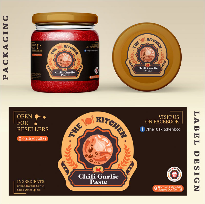 Chili-Garlic-Paste-Packaging
