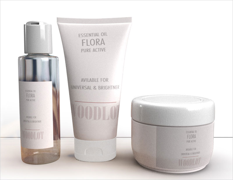 Cosmetic-Packaging