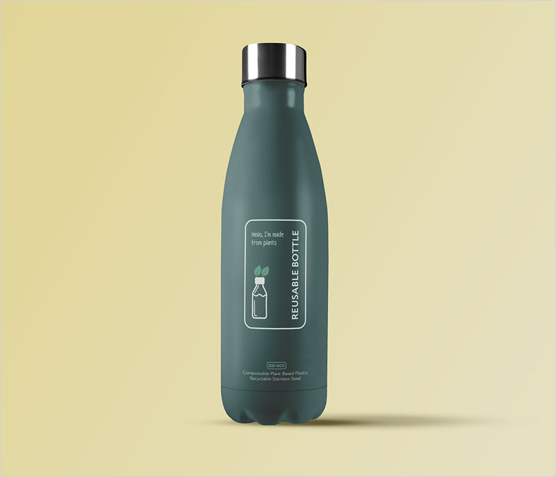 Eco-Bottle-Packaging
