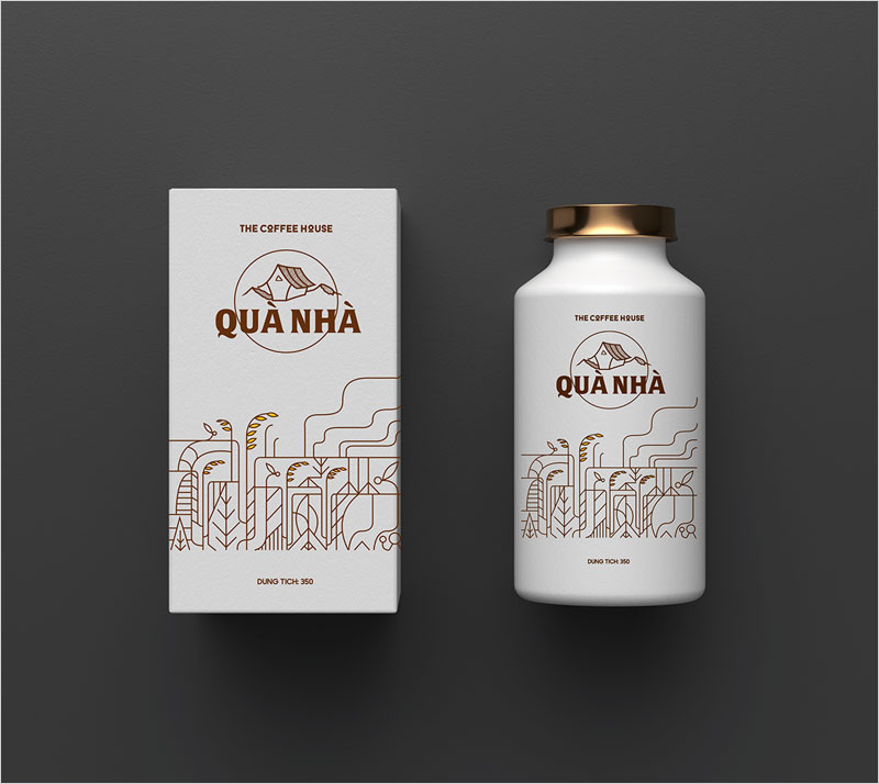 Golden-Bottle-Design