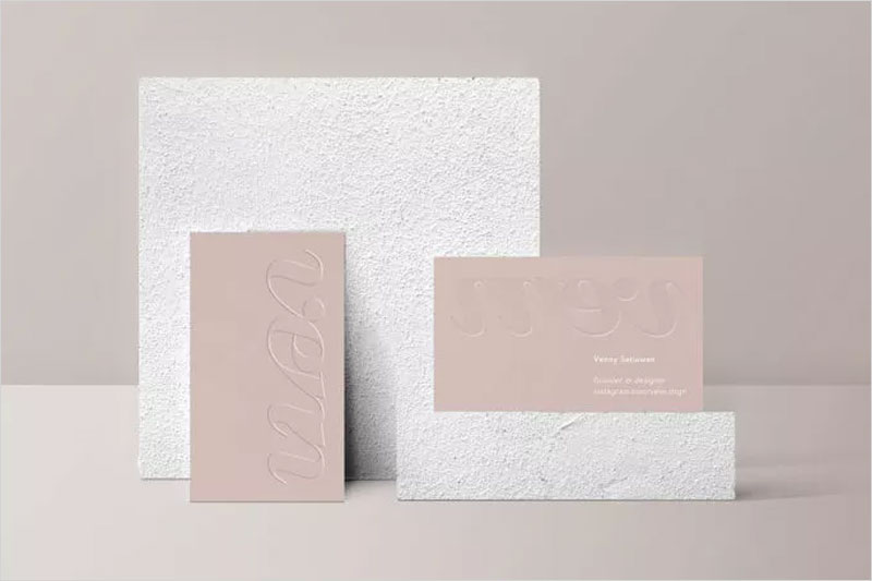 Free-Embossed-Business-Card-Mockup