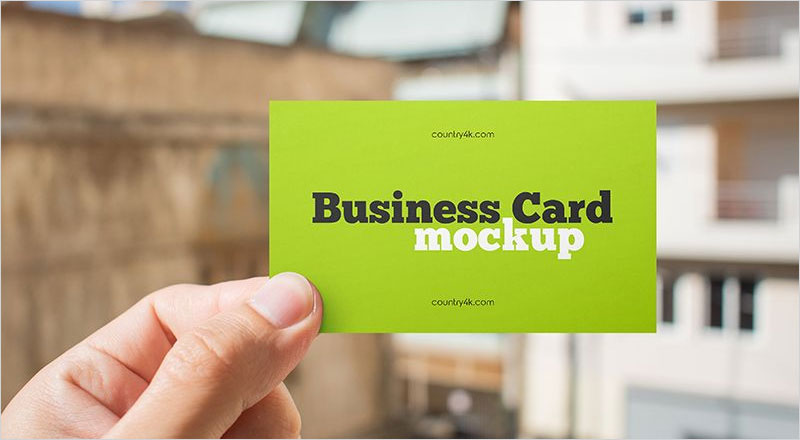 Free-Paper-Business-Card-Mockup