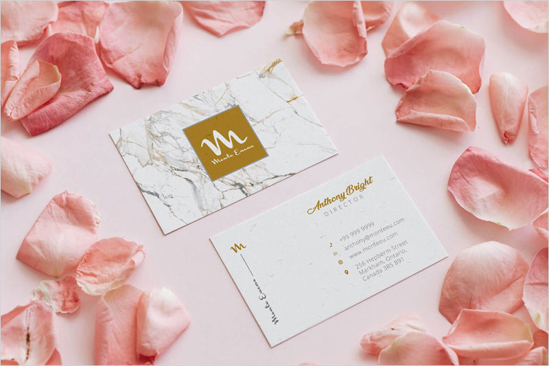 Free-Pink-Business-Card-Mockup-PSD
