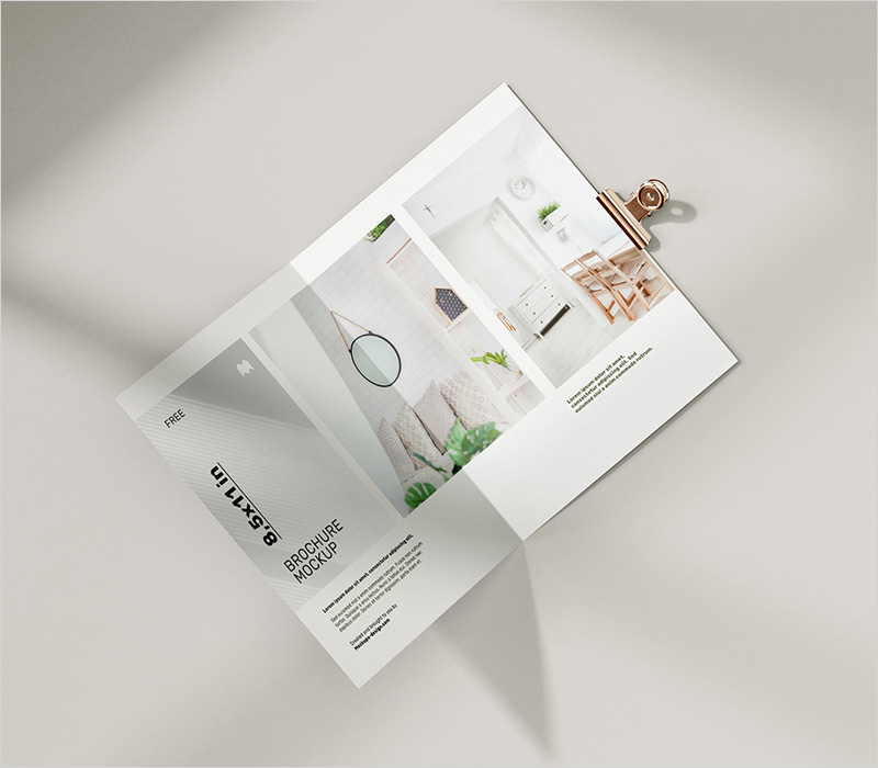 Folded-8.5-x-11-in-Brochure-Mockup