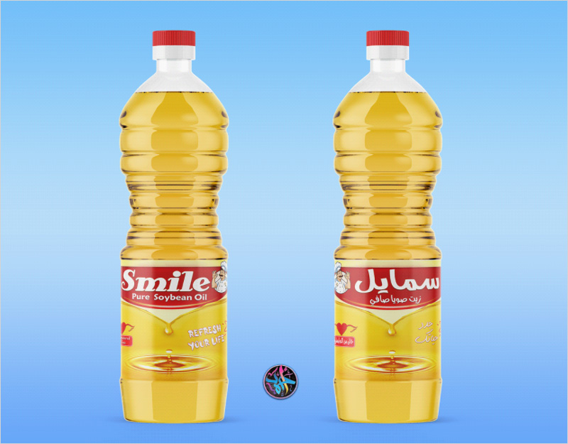 Oil-Bottle-Packaging