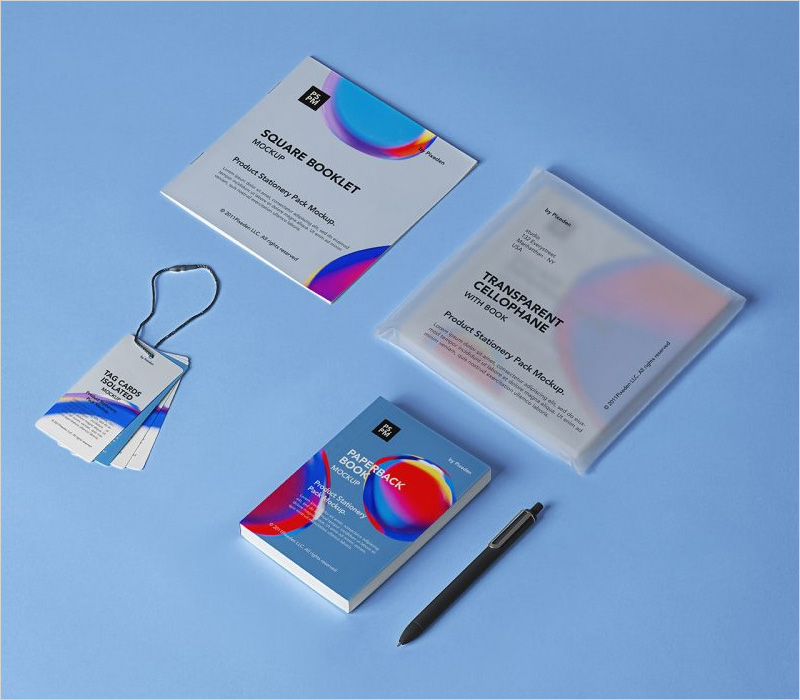 Stationery-Free-Mockup-Set