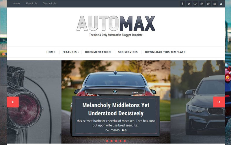 Automax-Responsive-Blogger-Template