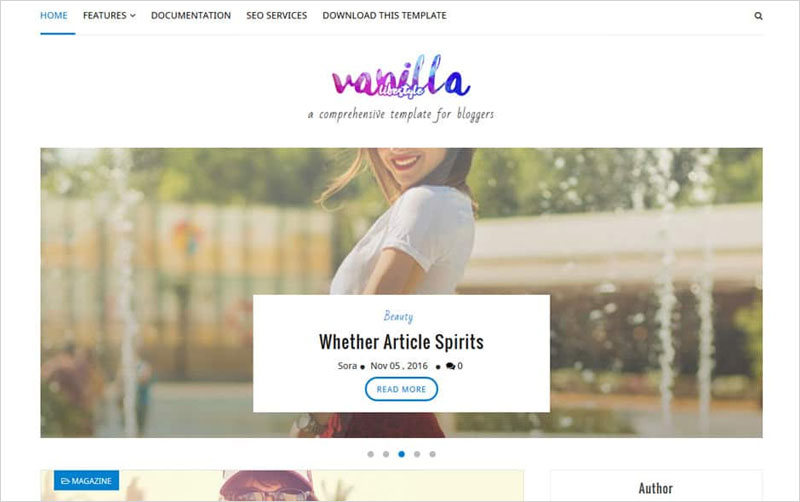 Lifestyle-Responsive-Blogger-Template