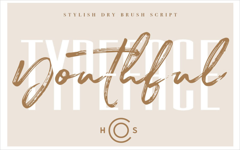 Youthful-Dry-Font