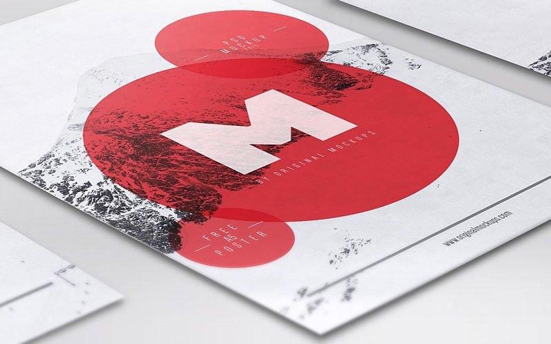 Free-PSD-A5-Printable-Flyer-Mockup