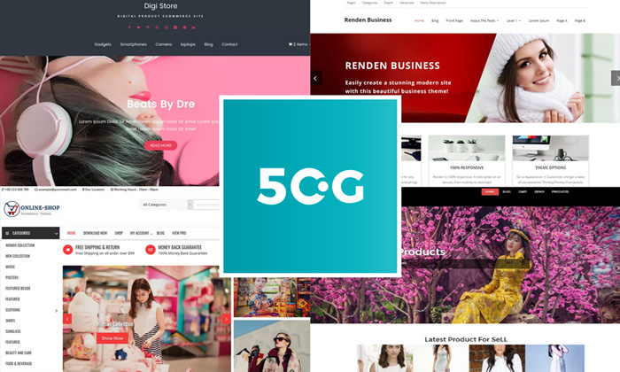 50-Newest-eCommerce-WordPress-Themes-For-Your-Online-Business-&-Stores-in-2018