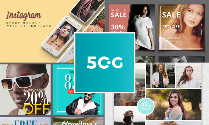 50-Most-Demanded-Instagram-Templates