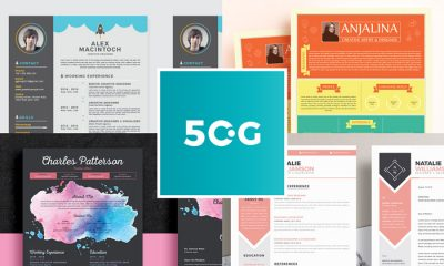 50-New-And-Trendy-Free-CV-Resume-Design-Templates-for-2019